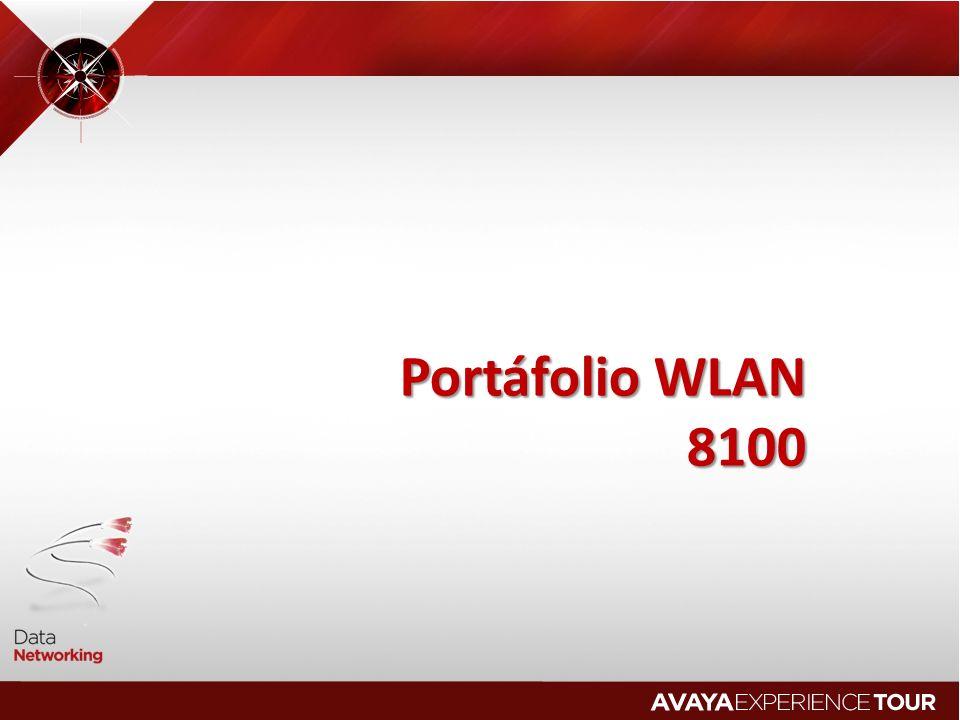 Portáfolio WLAN 8100
