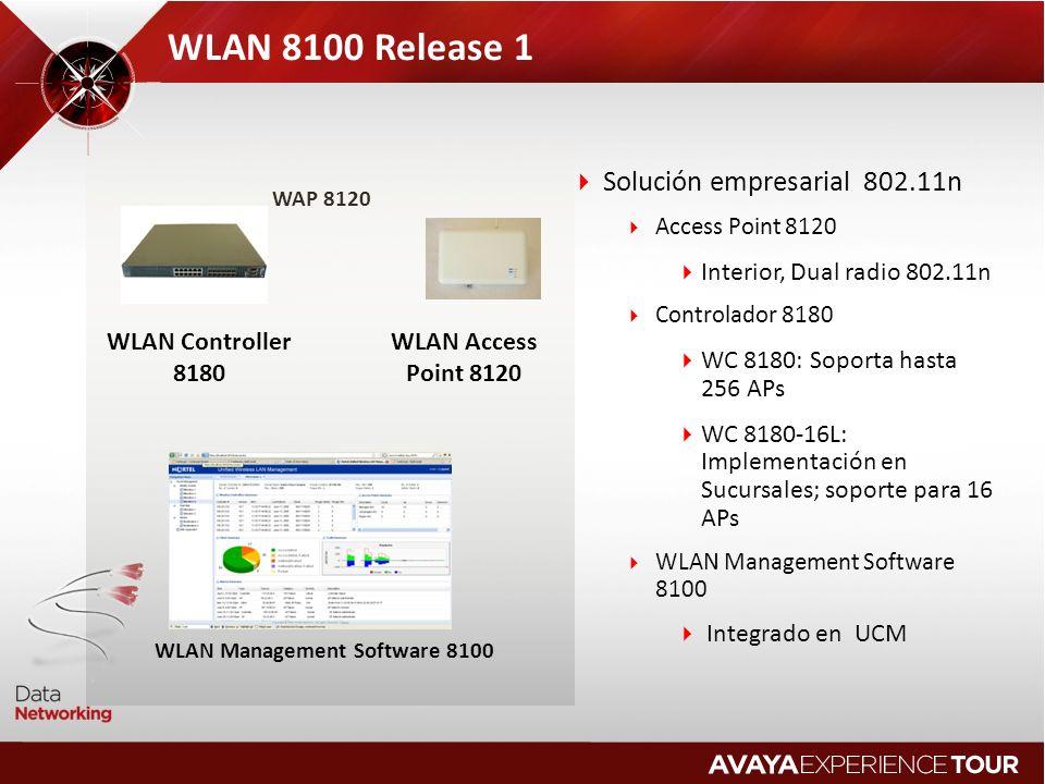 WLAN Management Software 8100
