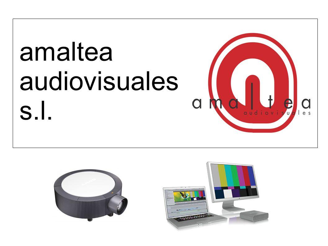 amaltea audiovisuales s.l.