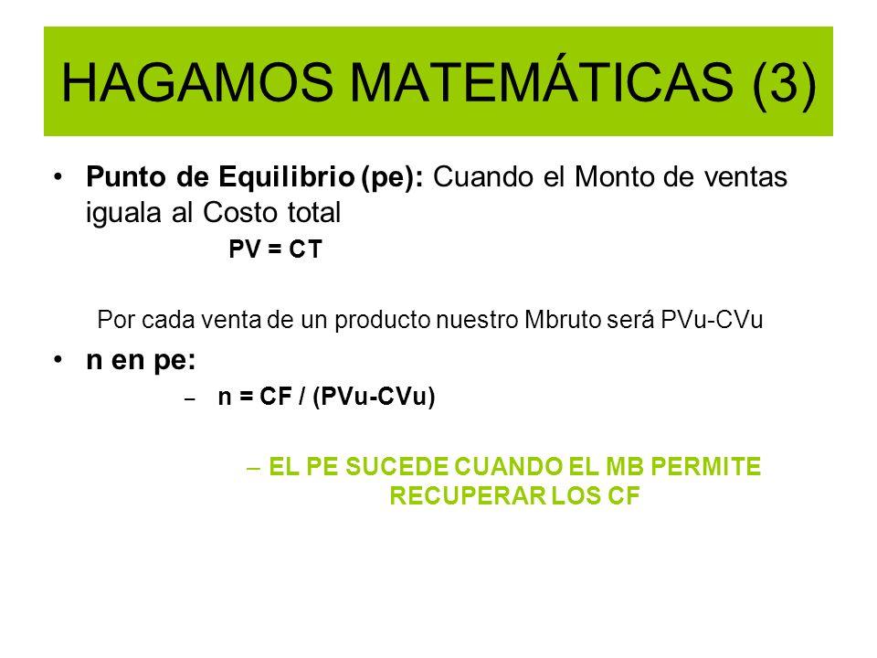 HAGAMOS MATEMÁTICAS (3)
