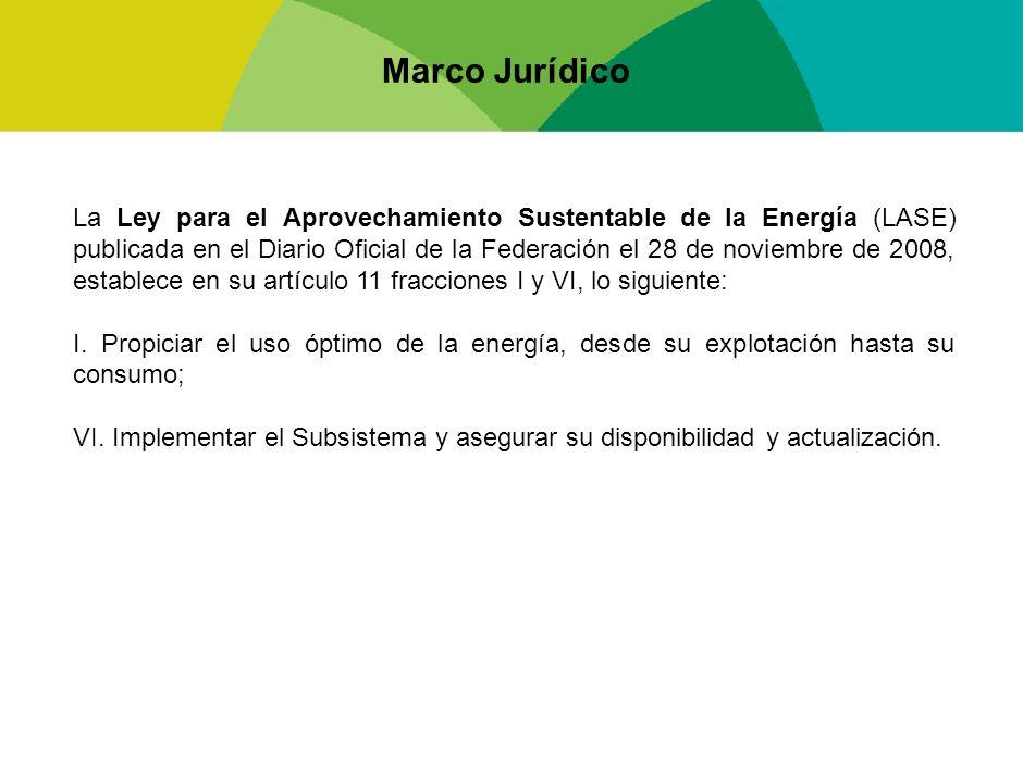 Marco Jurídico Asimismo, en el artículo 20 de la misma Ley se establece: