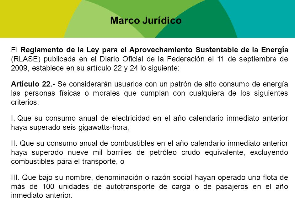 Marco Jurídico Artículo 24.- Para los efectos de la presente sección, se estará al siguiente procedimiento: