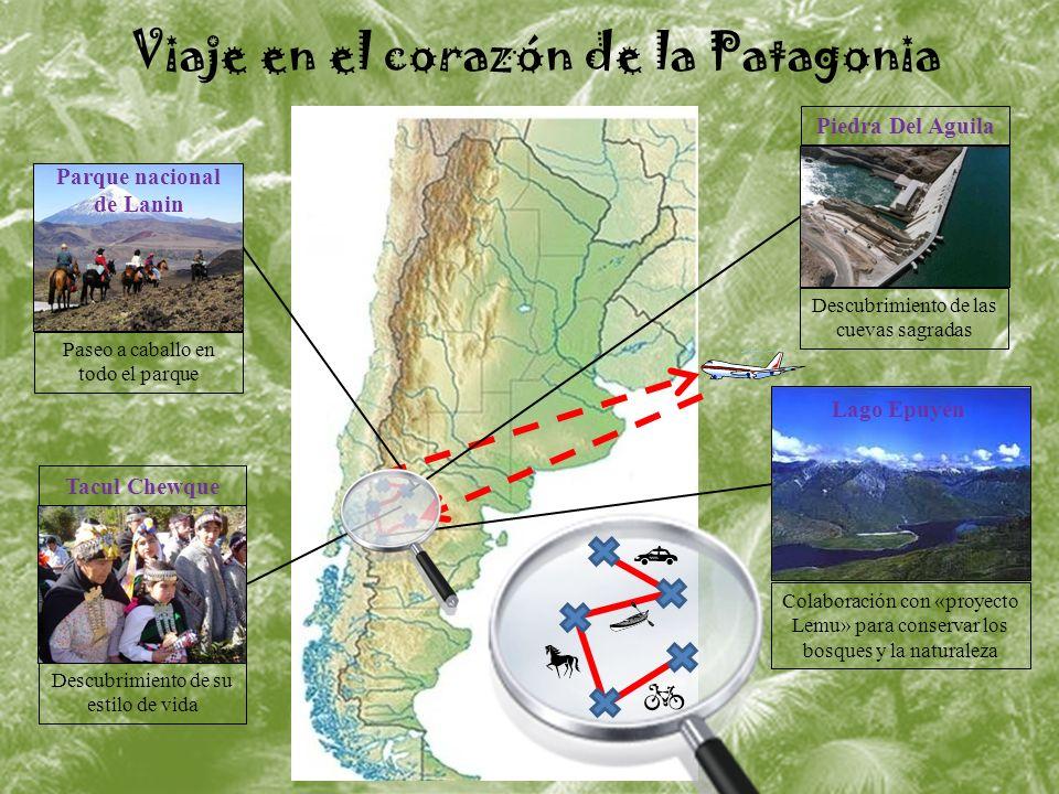 Viaje en el corazón de la Patagonia
