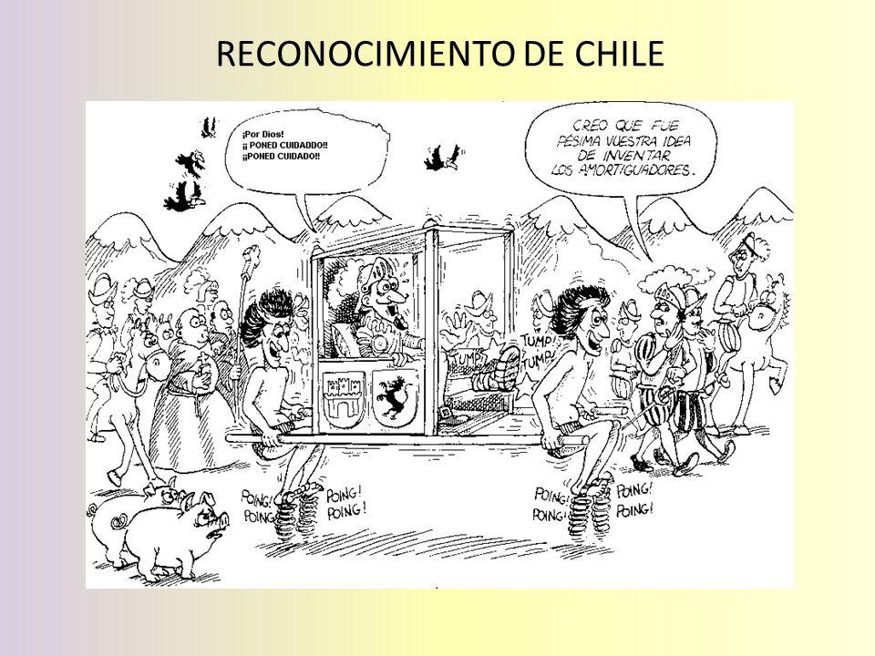 RECONOCIMIENTO DE CHILE