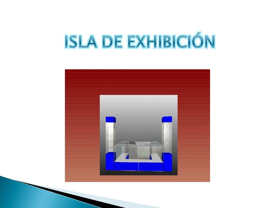 ISLA DE EXHIBICIÓN