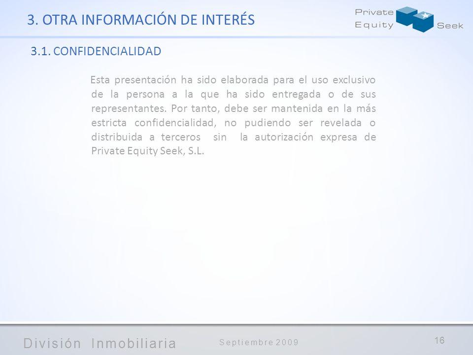 3. OTRA INFORMACIÓN DE INTERÉS