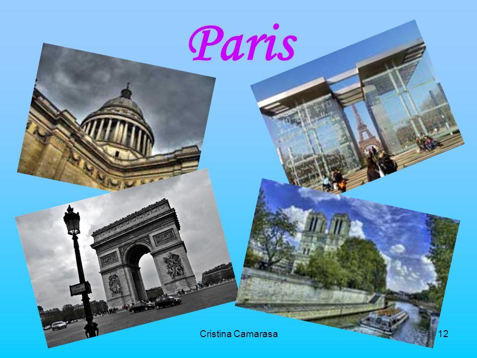Paris Cristina Camarasa