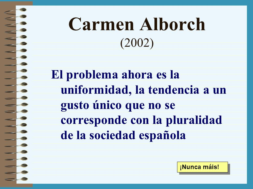 Carmen Alborch (2002)