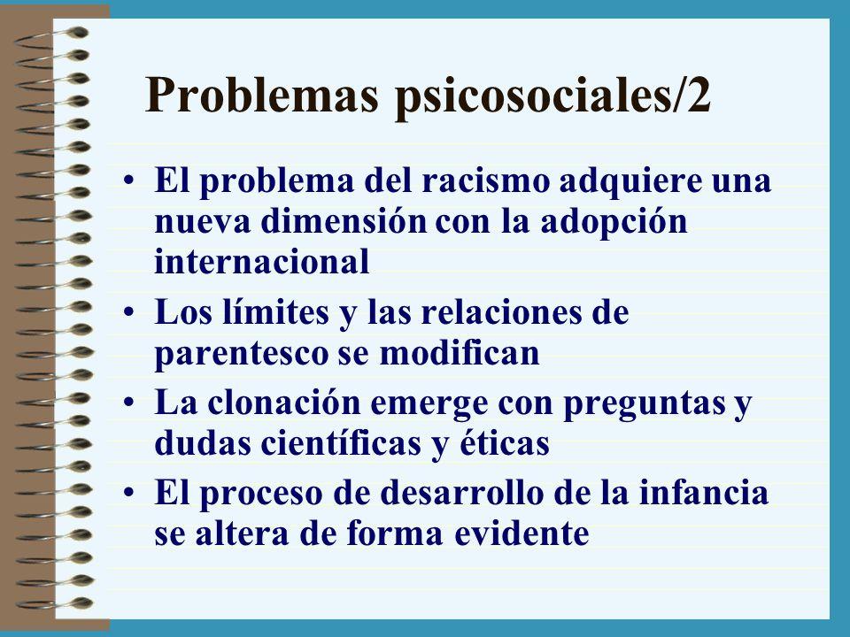 Problemas psicosociales/2