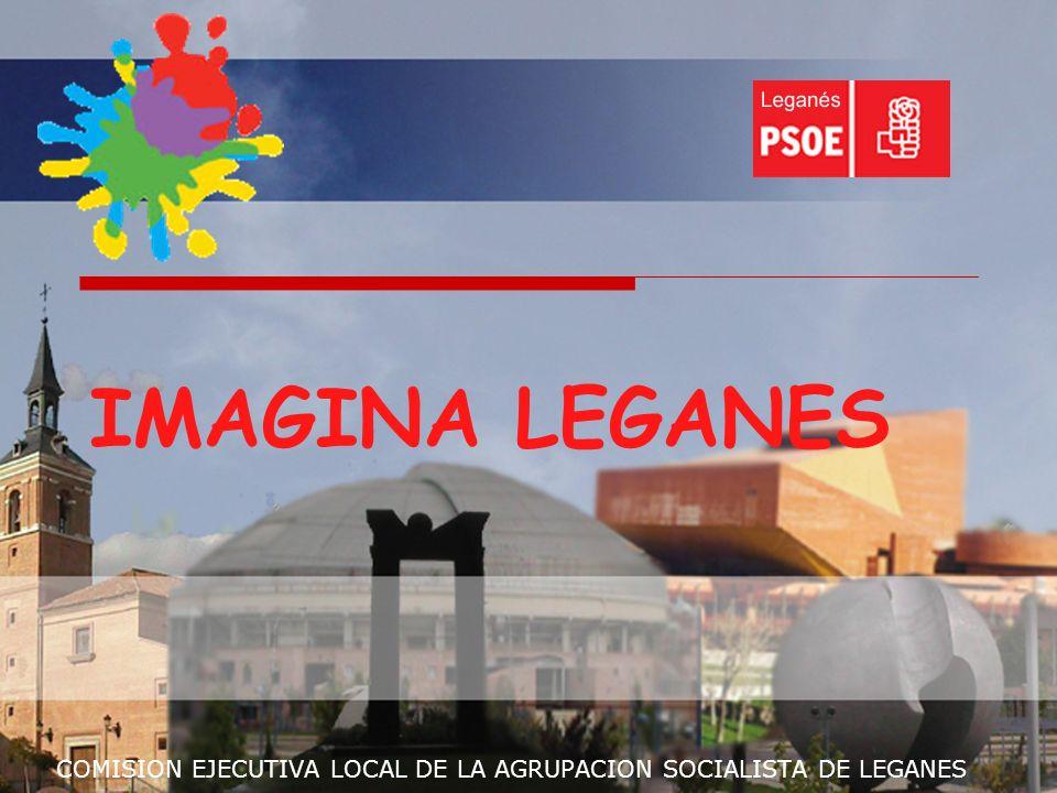 COMISION EJECUTIVA LOCAL DE LA AGRUPACION SOCIALISTA DE LEGANES
