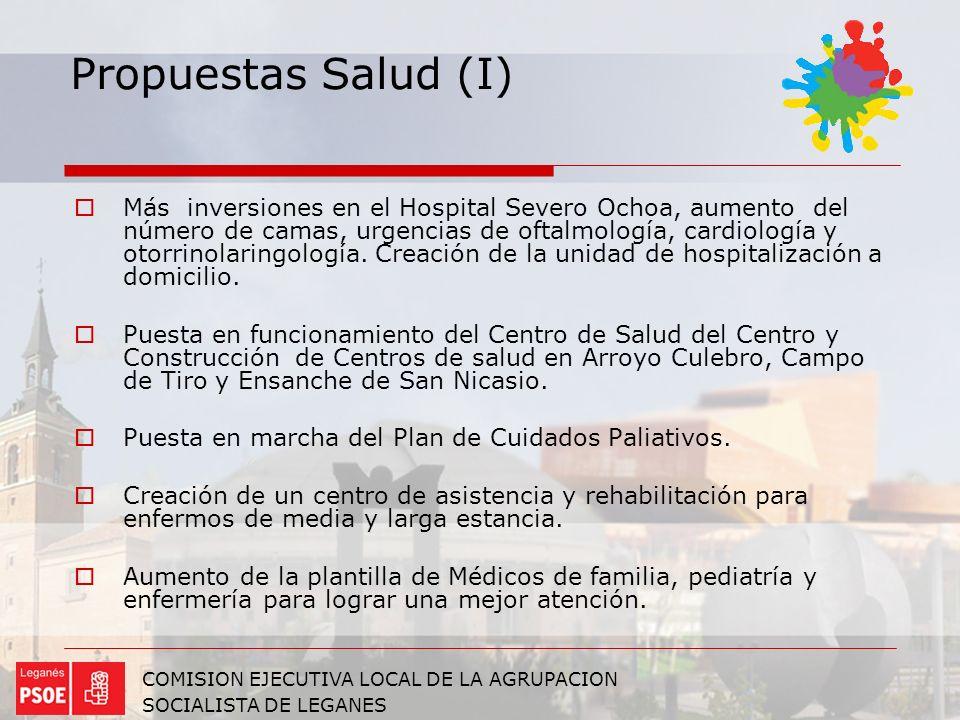Propuestas Salud (I)