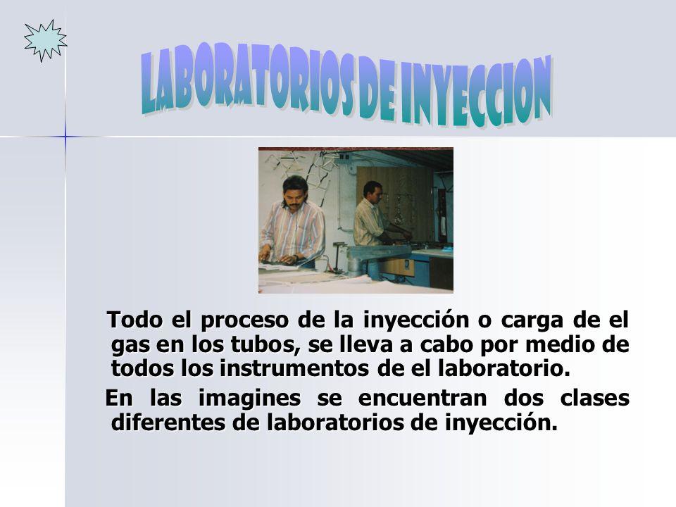 laboratorios de inyeccion