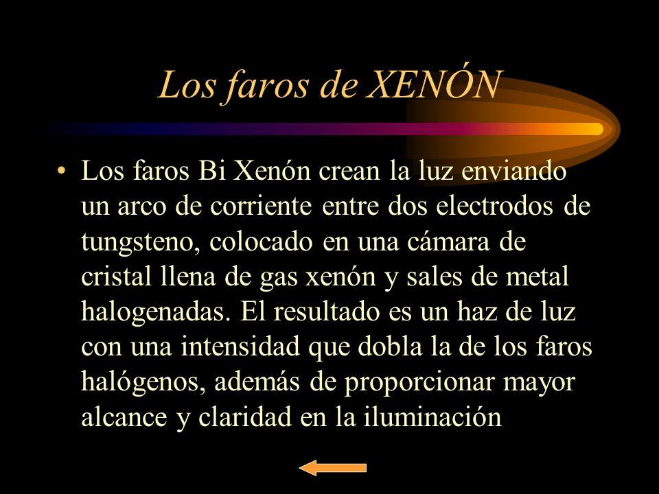Los faros de XENÓN