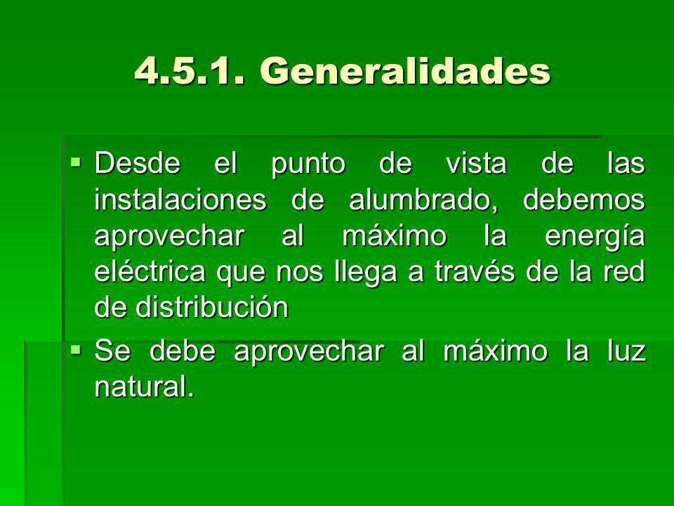 4.5.1. Generalidades