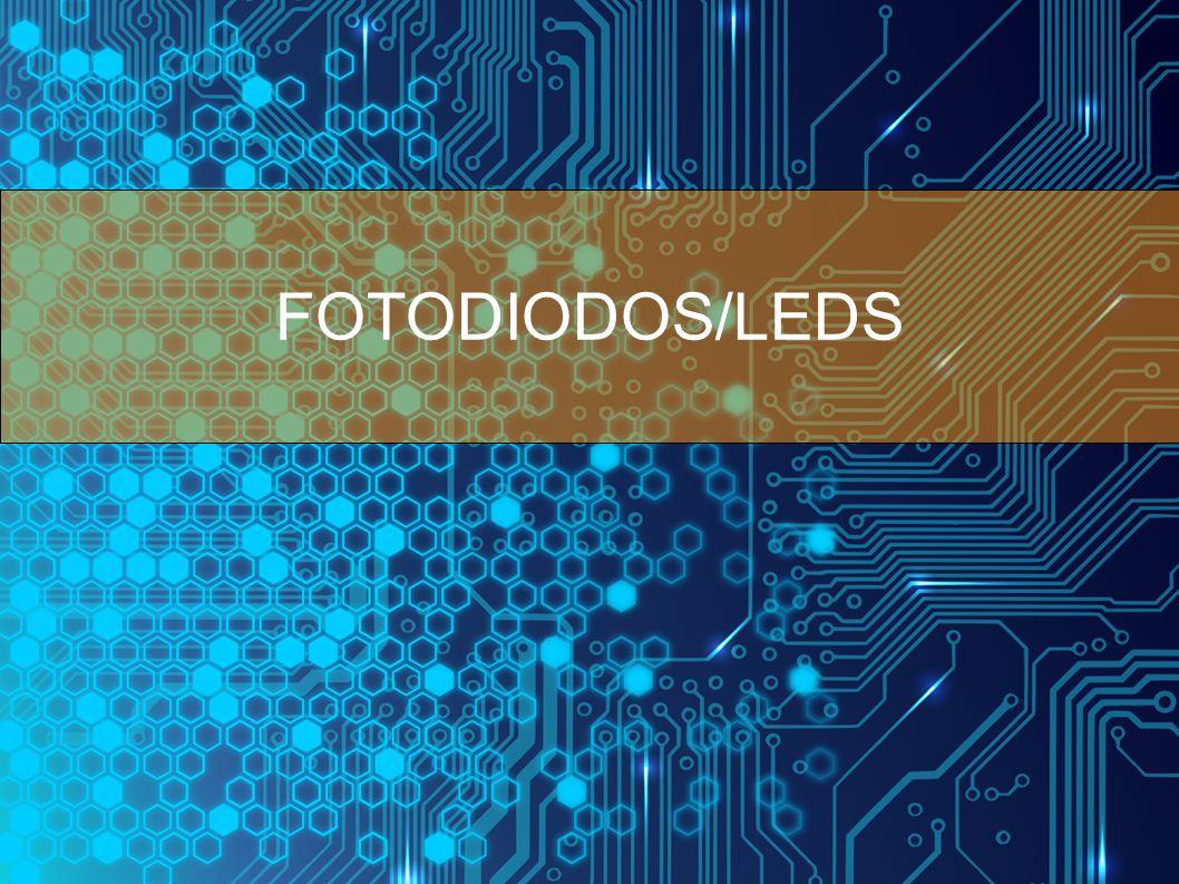 FOTODIODOS/LEDS