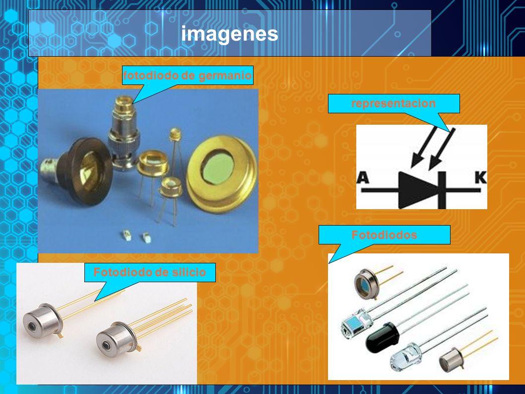 imagenes fotodiodo de germanio representacion Fotodiodos