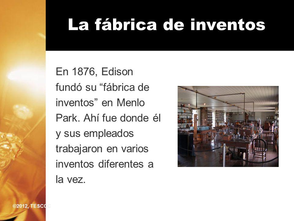La fábrica de inventos