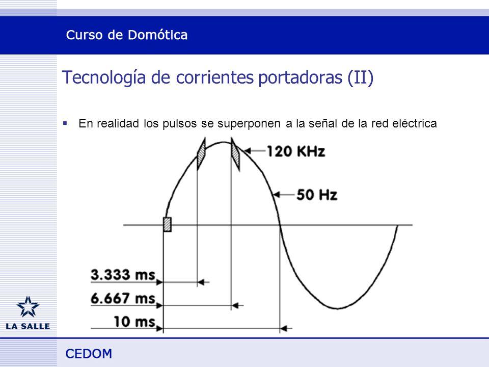 Tecnología de corrientes portadoras (II)