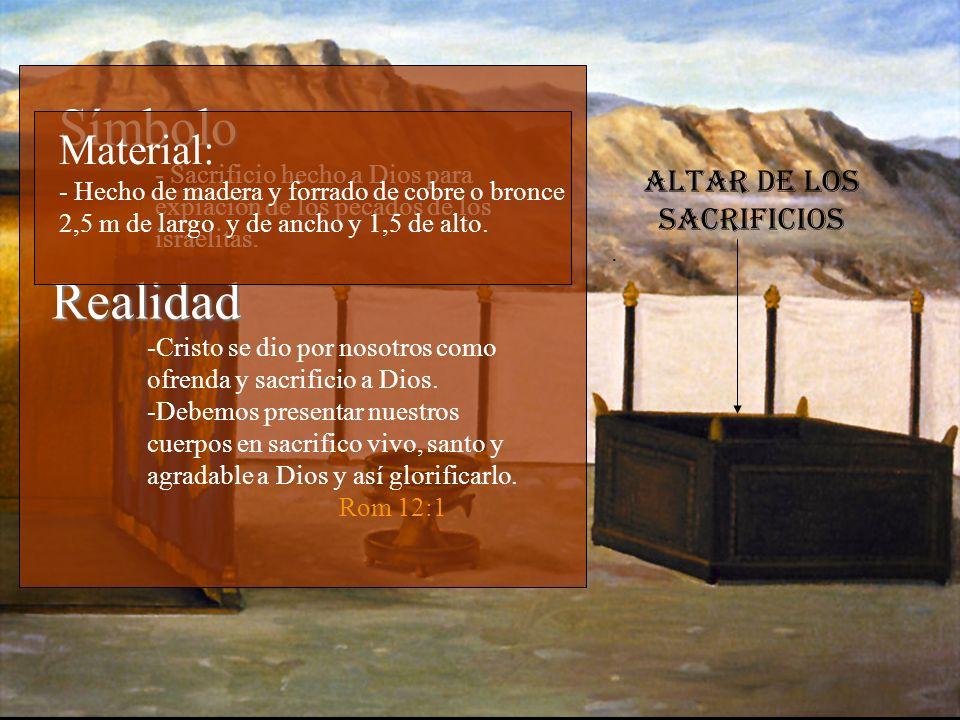Altar de los sacrificios