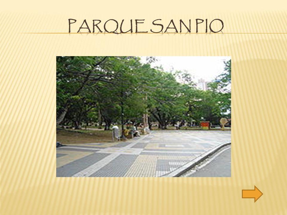 PARQUE SAN PIO