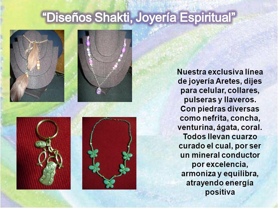 Diseños Shakti, Joyería Espiritual