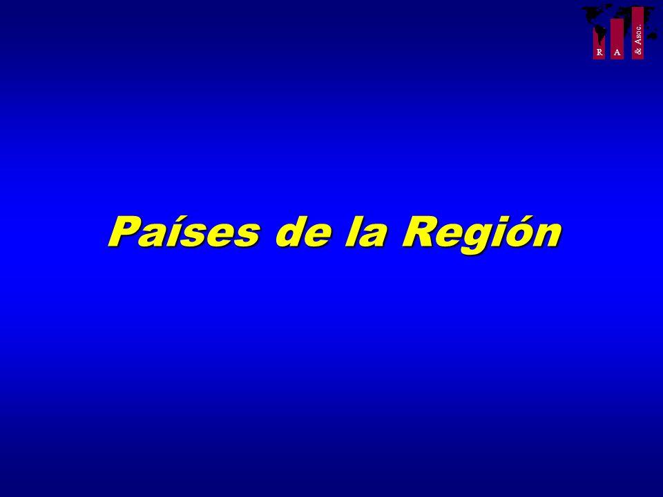 Países de la Región