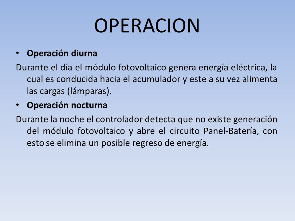 Sistemas Electricos Por Energia Solar Ppt Video Online