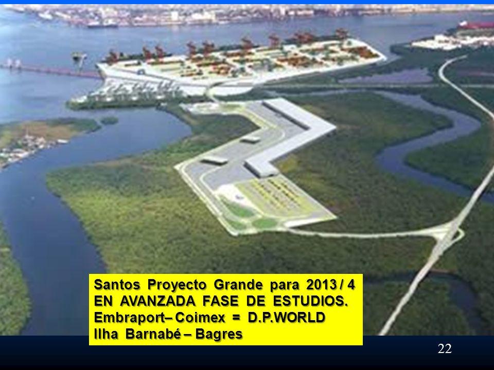 Santos Proyecto Grande para 2013 / 4