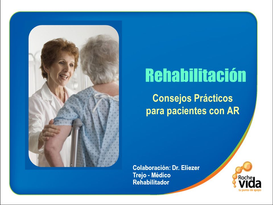 Consejos Prácticos para pacientes con AR
