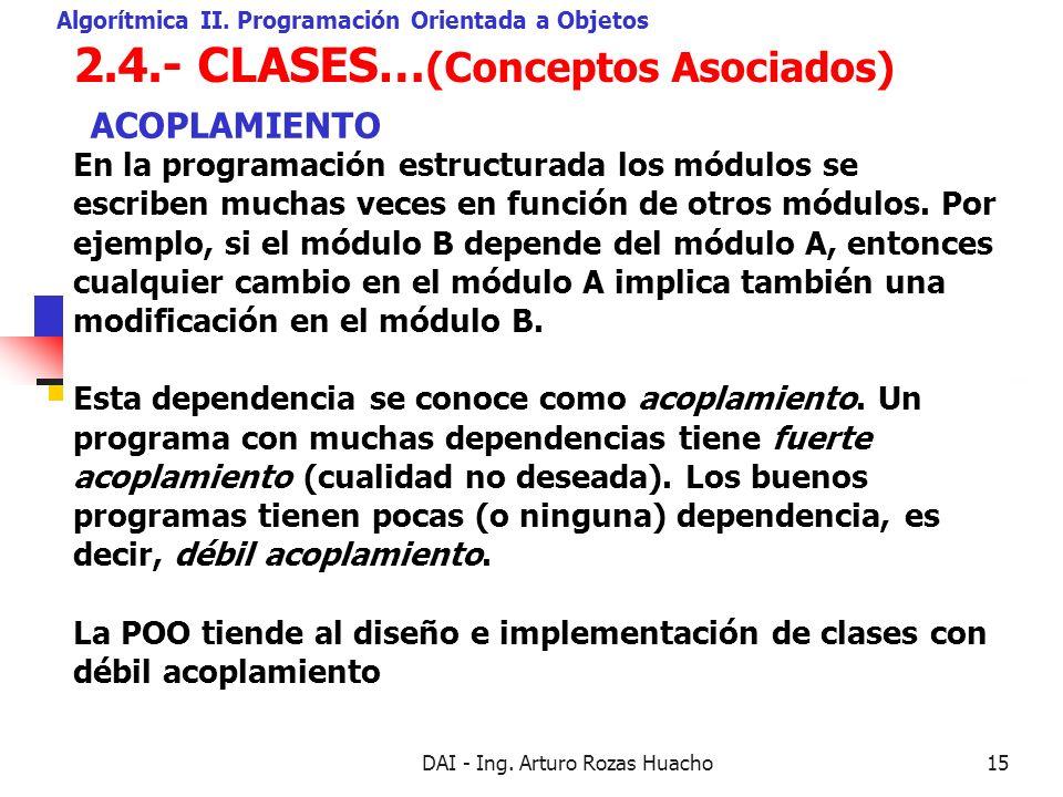 2.4.- CLASES…(Conceptos Asociados)