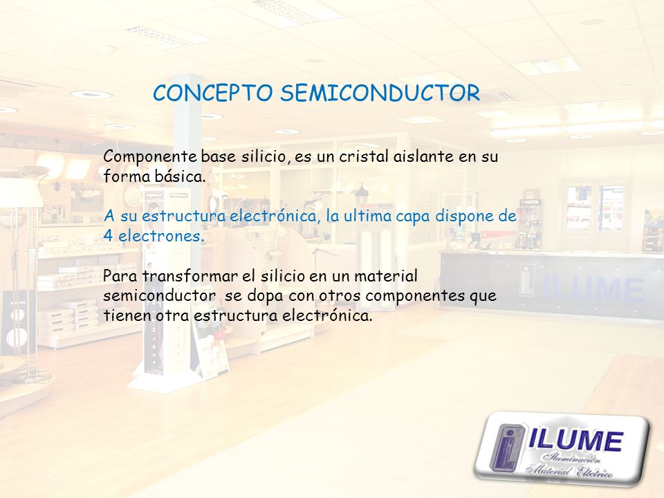 CONCEPTO SEMICONDUCTOR