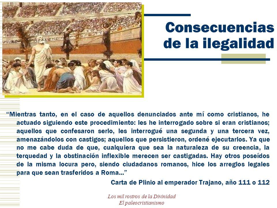 Consecuencias de la ilegalidad