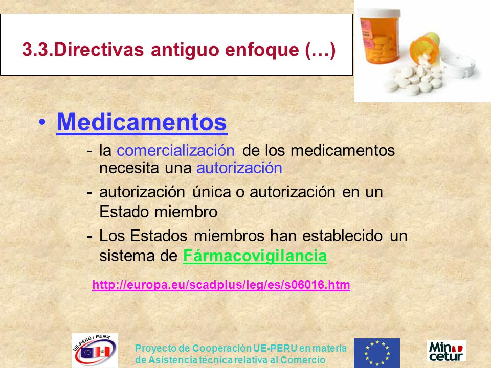 3.3.Directivas antiguo enfoque (…)