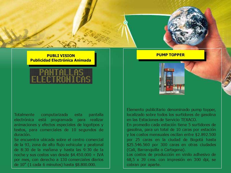 Publicidad Electrónica Animada