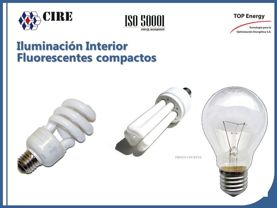 Iluminación Interior Fluorescentes compactos