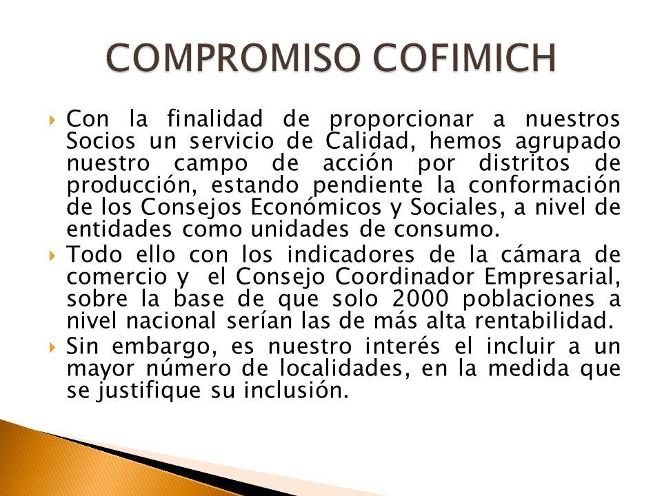 COMPROMISO COFIMICH
