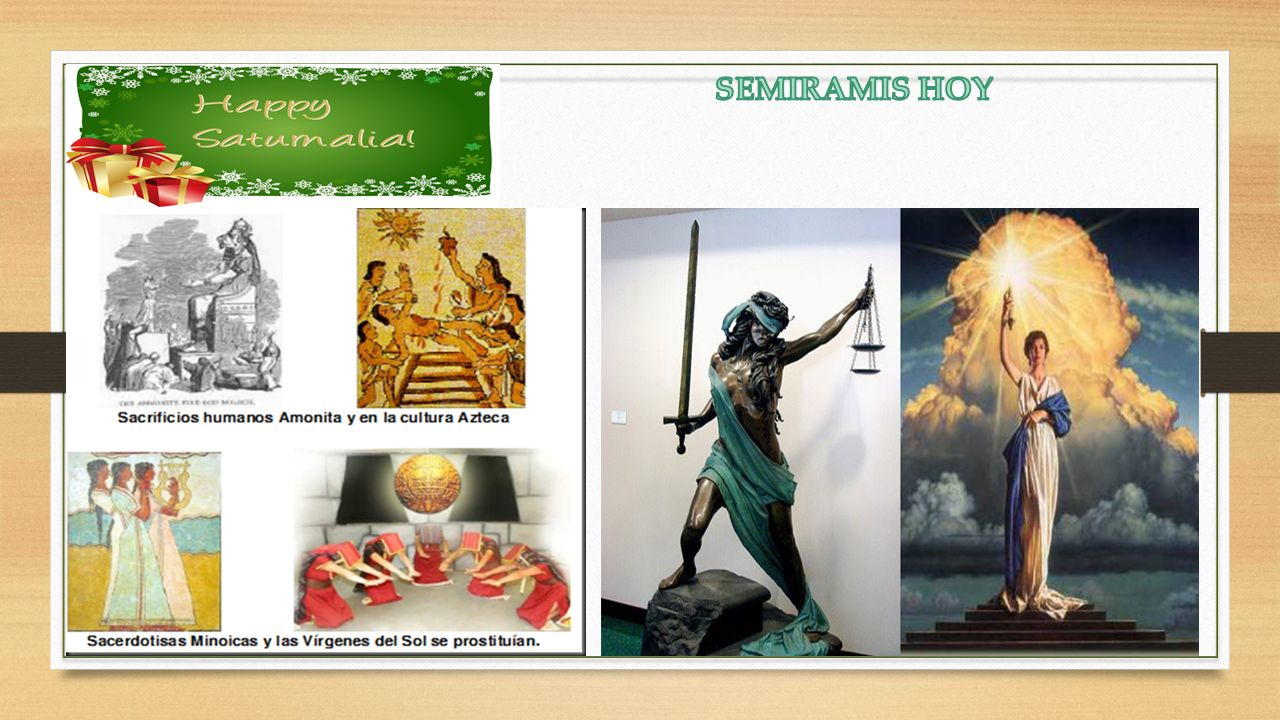 SEMIRAMIS HOY