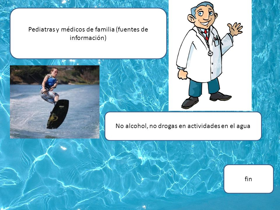 Pediatras y médicos de familia (fuentes de información)