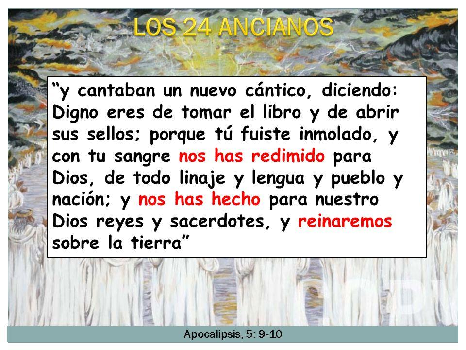 LOS 24 ANCIANOS