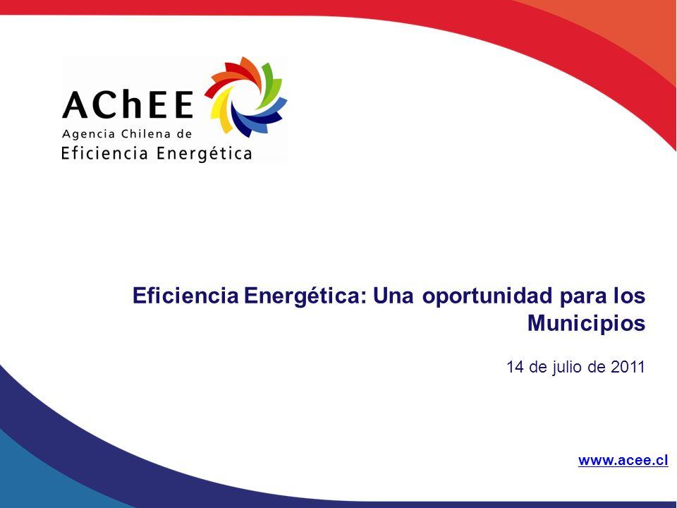 Eficiencia Energética: Una oportunidad para los Municipios