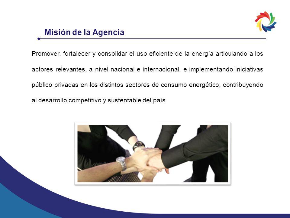 Misión de la Agencia
