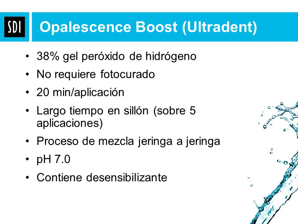 Opalescence Boost (Ultradent)