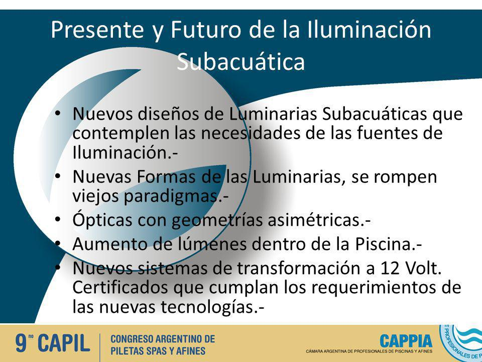 Presente y Futuro de la Iluminación Subacuática