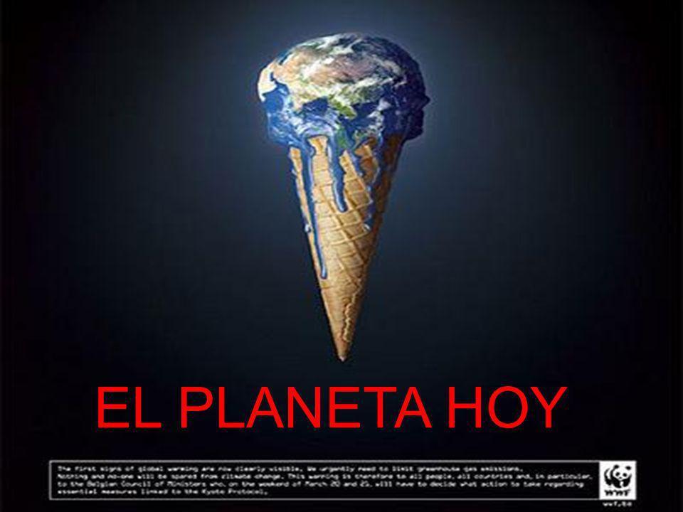 EL PLANETA HOY