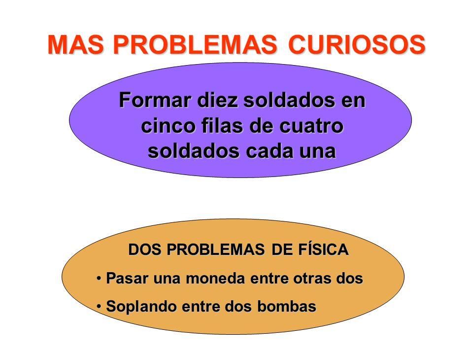 MAS PROBLEMAS CURIOSOS