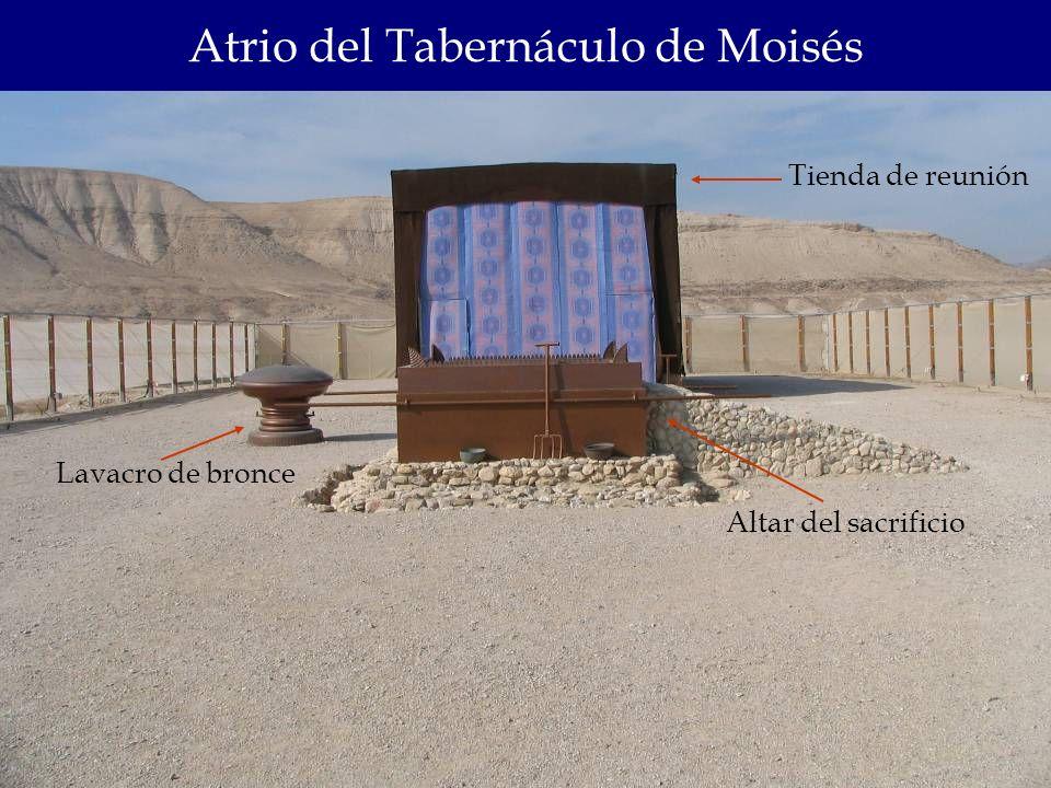 Atrio del Tabernáculo de Moisés