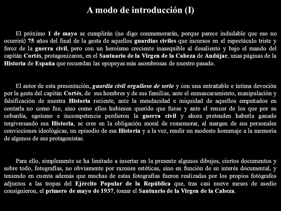A modo de introducción (I)