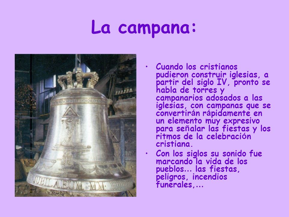 La campana: