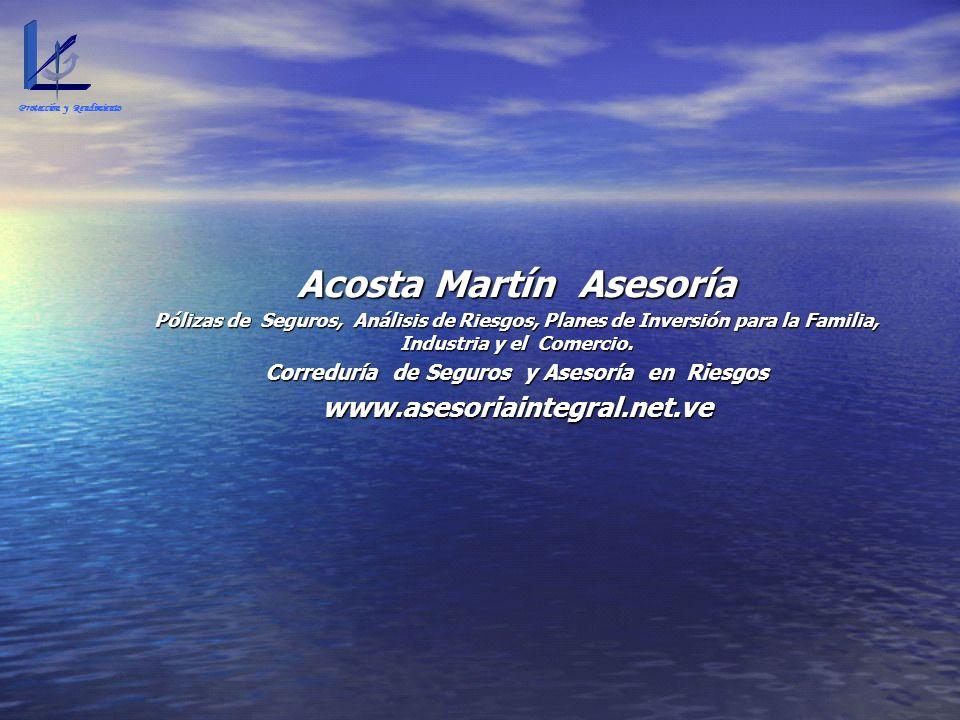 Acosta Martín Asesoría Correduría de Seguros y Asesoría en Riesgos