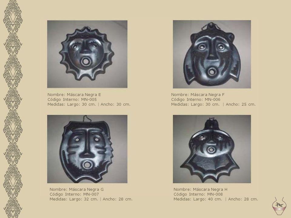 Nombre: Máscara Negra E